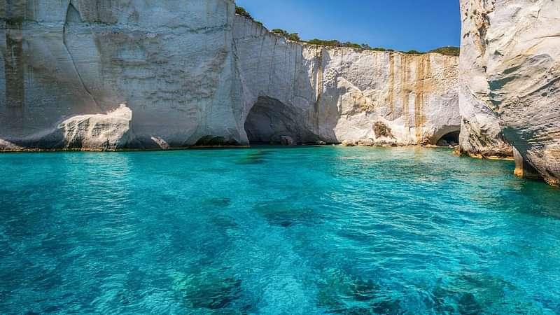 Rina Cave - South Naxos.