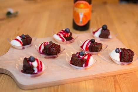 Cheers to Reykjavik desserts