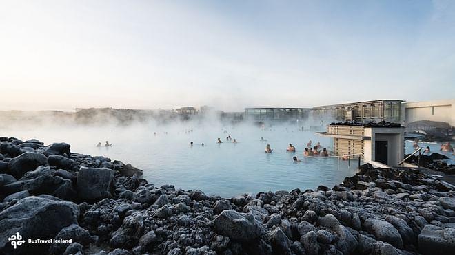 Premium Golden Circle & Blue Lagoon Transfer - From Fosshotel Reykjavík