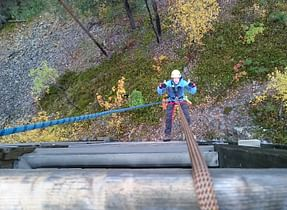 Abseiling Adventure