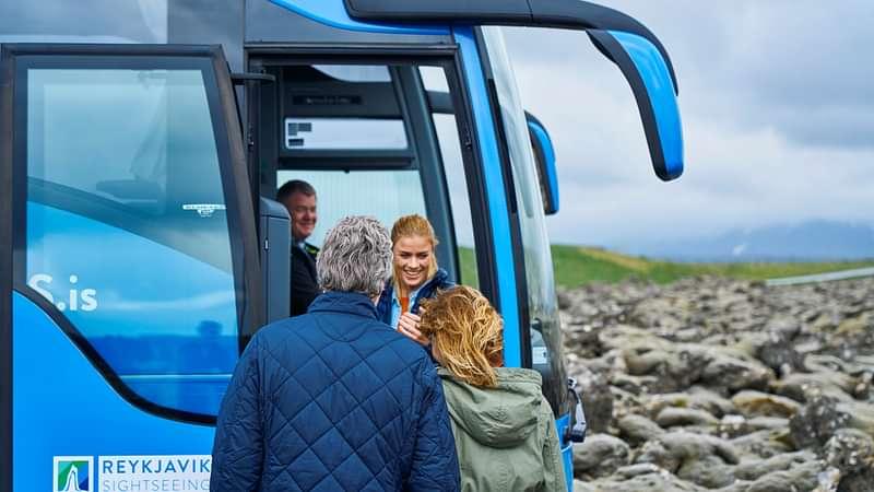 Reykjavik Sightseeing Bus