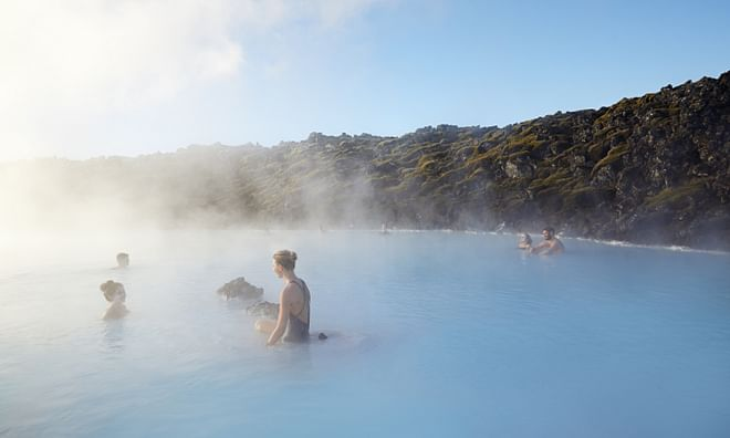 Golden Circle, the Blue Lagoon with admission tickets incl., and Kerid Volcanic Crater - From Reykjavík