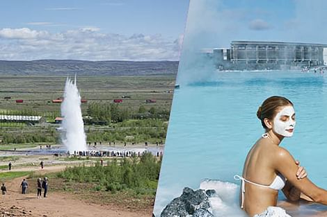 Golden Circle & The Blue Lagoon (Admission incl,)