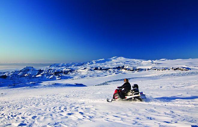 South Iceland & Snowmobile Adventure - From Reykjavík