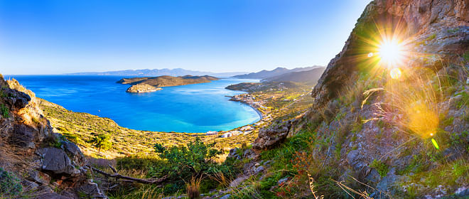 Crete - Island of Spinalonga