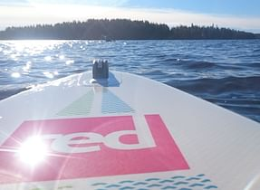 SUP Adventure 3 hrs, Ruka, Finland