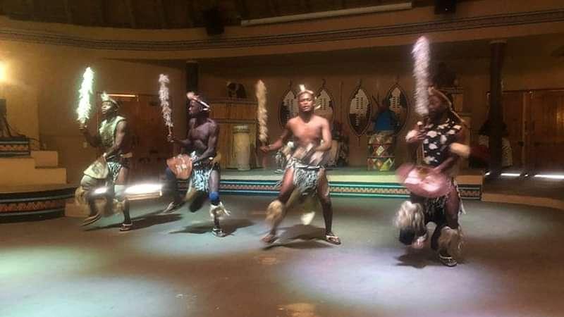 Tribal dancing Johannesburg