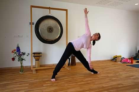 Yoga in Akureyri Iceland