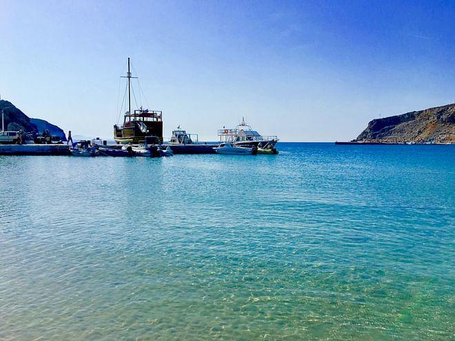 Insel Plati, Kos, Griechenland