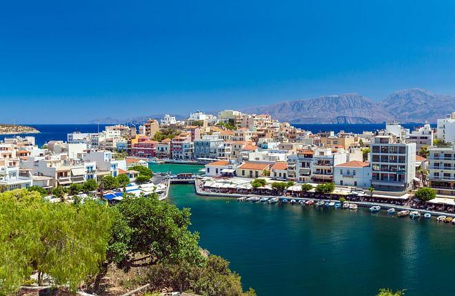 St. Nikolaos Village, Crete, Greece
