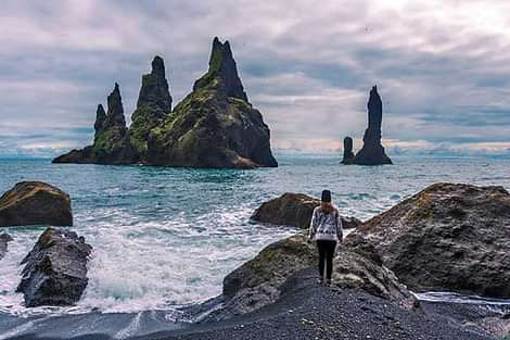 South Coast Classic Tour with Reykjavik Sigthseeing - summer view