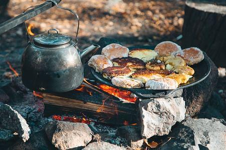 Nature safari Finland Oy Makumatka luontoon; keräillen ja kokkaillen gourmeeta Laukaa
