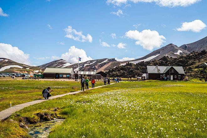 Landmannalaugar & Hekla volcano - From Reykjavík