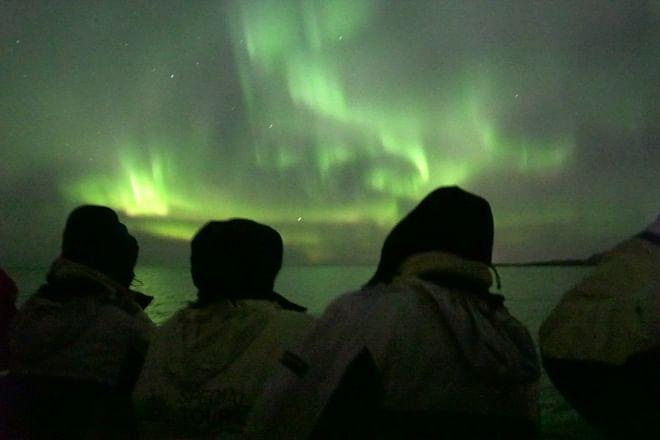 Northern Lights by Boat - From Reykjavík