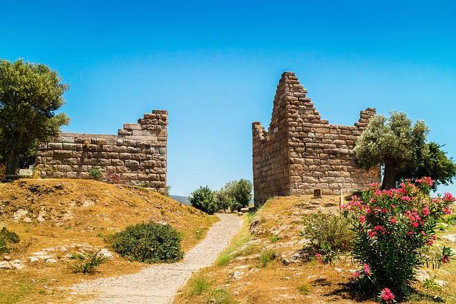 Myndos Gate, Bodrum, Turkey
