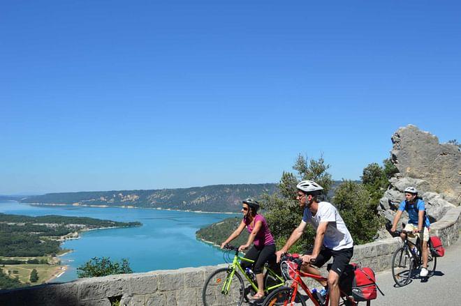 Location de vélo Gorges du Verdon