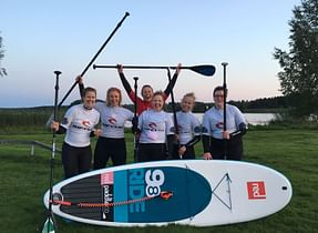 Outdoor Passion Finland SUP basics