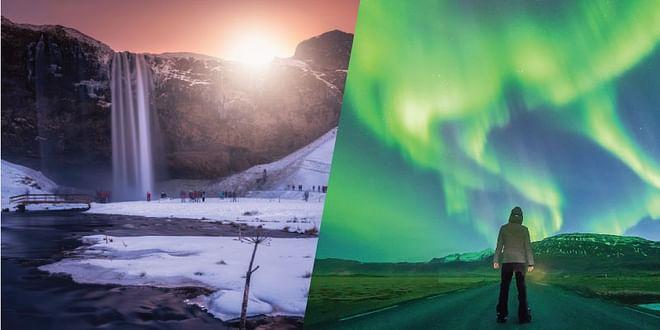 South Coast and Northern Lights - From Reykjavík