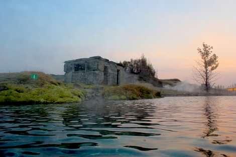 The Secret Lagoon Thermal Pool