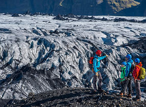 Geology, history and glaciology!