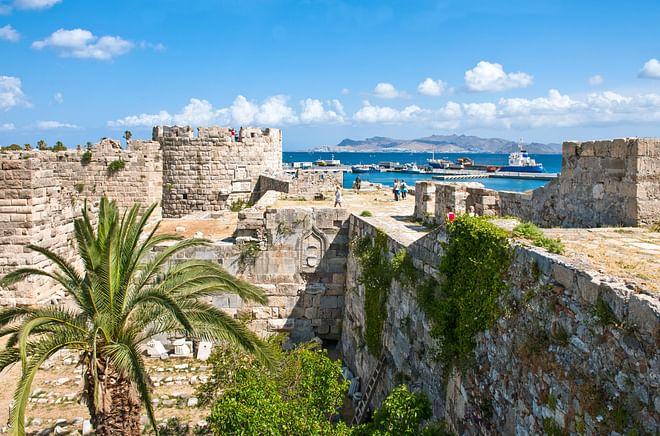 Ritter von St. John Castle, Kos Island, Griechenland