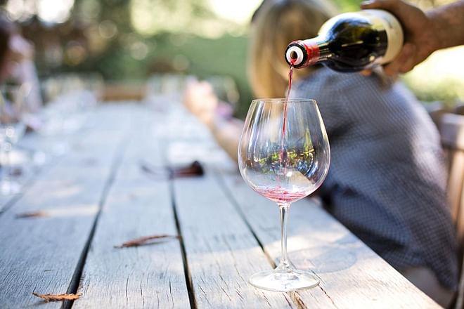 Wine tasting in Kos Island, Greece